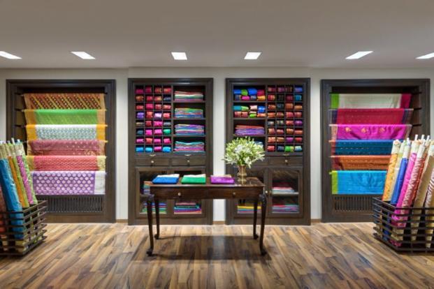 From Indira Gandhi to Deepika Padukone, this store has dressed them all