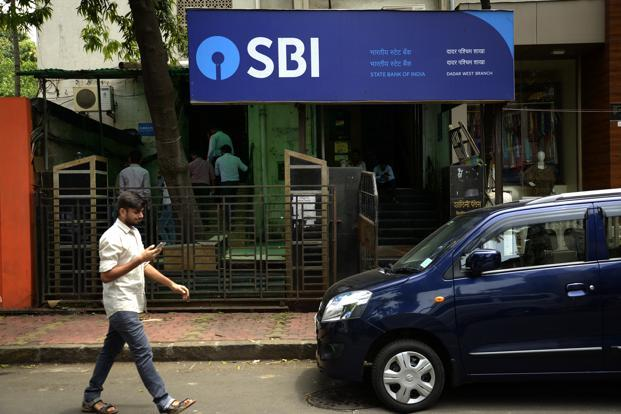 SBI net NPAs stood at 4.84% of the net advances, down from 4.53%. Photo: Abhijit Bhatlekar/Mint