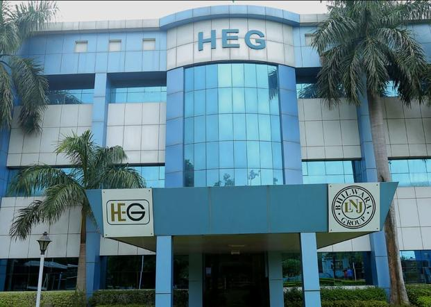 HEG shares have surged about 28 times since the beginning of 2017 on rising demand for graphite electrodes. Photo: HEG Ltd website (www.hegltd.com)