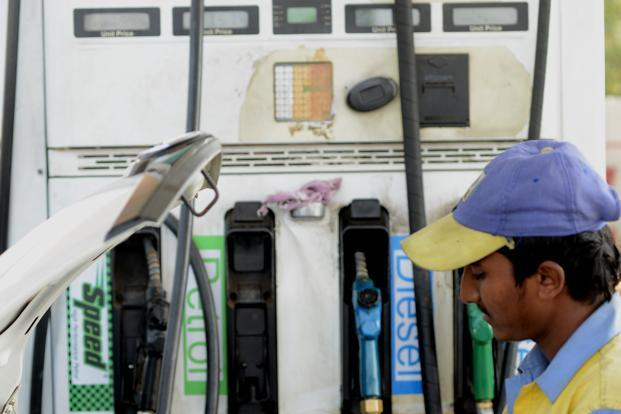 In India, speculation is rife that the government may use this opportunity to increase duty on petroleum products. Diesel, on the other hand, costs Rs 66.39 in Delhi, Rs 69.48 in Mumbai, Rs 70.09 in Chennai and Rs 68.12 in Kolkata. Photo: Mint