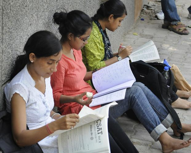 UPSC has activated a window for withdrawal of application CDS exam. Photo: HT