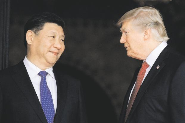 Chinese Presidents Xi Jinping (left) and US President Donald Trump are set to parley in Buenos Aires at the end of the week, a month before the next scheduled step-up in tariffs on bilateral trade