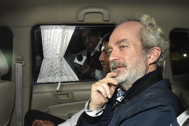 AgustaWestland middleman Christian Michel extradited to India