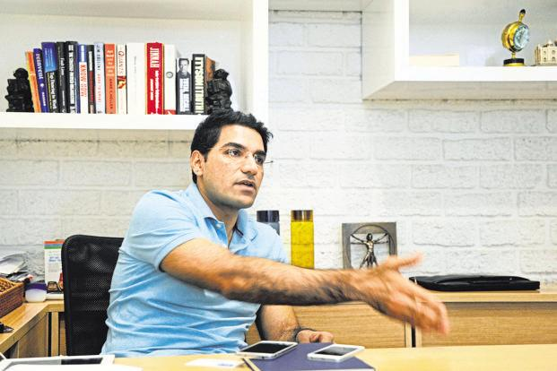 Real estate is among the highest revenue generating segments across its five verticals, says Quikr CEO Pranay Chulet. Photo: AFP