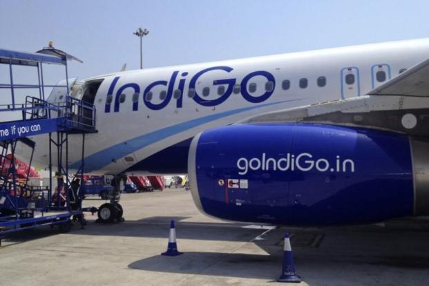 IndiGo currently offers over 1,200 flights to 63 domestic destinations, which include 49 domestic and 14 international ones. Photo:Reuters