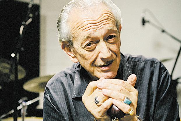 Blues harmonica player Charlie Musselwhite will headline the Mahindra Blues in February next year.