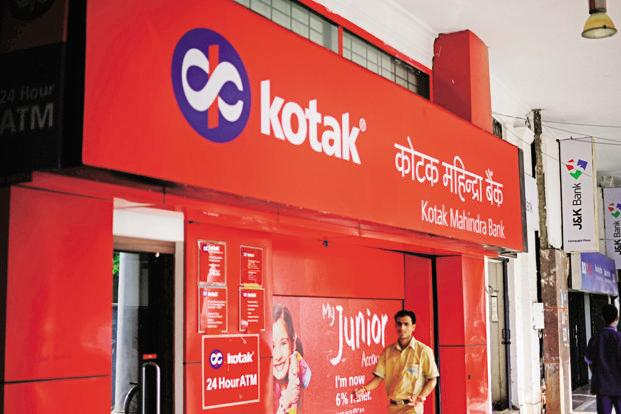 At 2.15pm, the Kotak Bank stock was trading at Rs 1256.50 on BSE, up 6.35% from its previous close. Photo: Mint