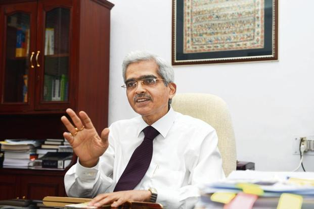 Shaktikanta Das assumes charge as new RBI Governor