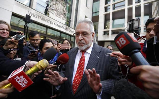 United Kingdom  court orders extradition of businessman Vijay Mallya to India