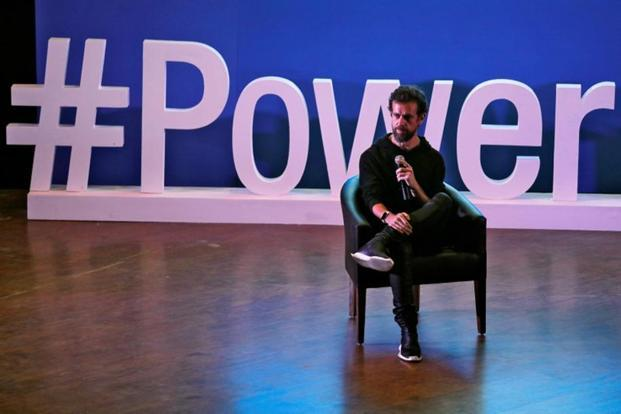 Twitter CEO Jack Dorsey batted away speculation that there was a business twist to the visit, saying he had no conversations with the government during his trip, and described the platform as a way to raise awareness about human rights issues. Photo: Reuters
