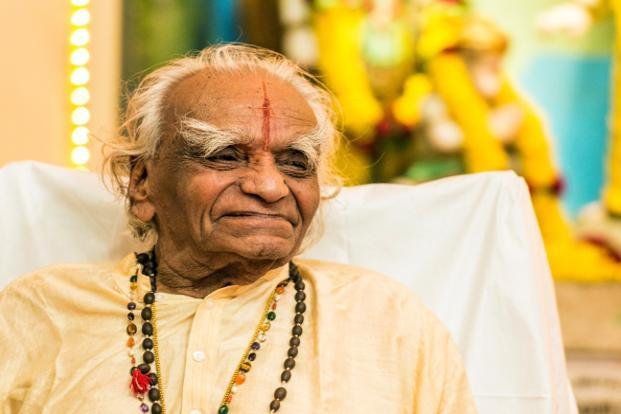 100 years of B.K.S. Iyengar
