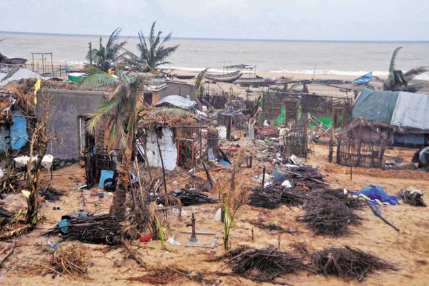 After Gaja, Andhra Pradesh now braces for Cyclone Phethai