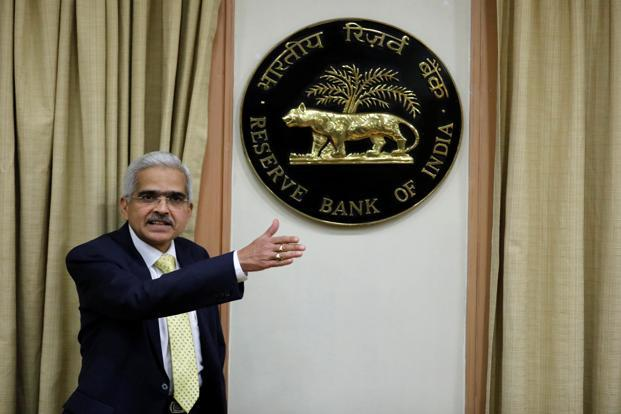 New RBI governor Shaktikanta Das chaired his first RBI board meeting on Friday. Photo: PTI