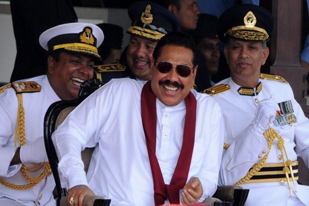 Mahinda Rajapaksa resigns as Sri Lanka`s PM, Wickremesinghe to be reinstated