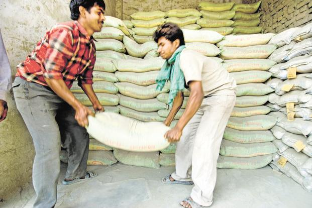 For cement makers battling cost pressures, the fall in diesel prices provides some respite. Photo: Hindustan Times