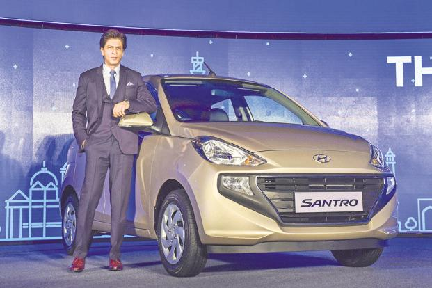 The new prices will be effective from 1 January across all Hyundai cars—from the Santro to the Tucson. Photo: PTI