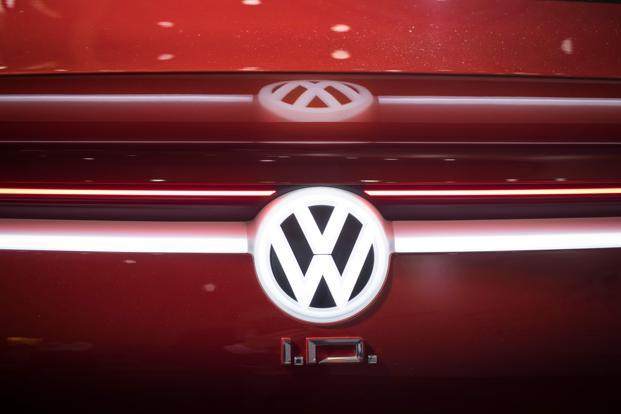 Volkswagen has said it aims to invest more than €11 billion new auto technology by 2023, with the bulk earmarked for electric cars. Photo: AFP