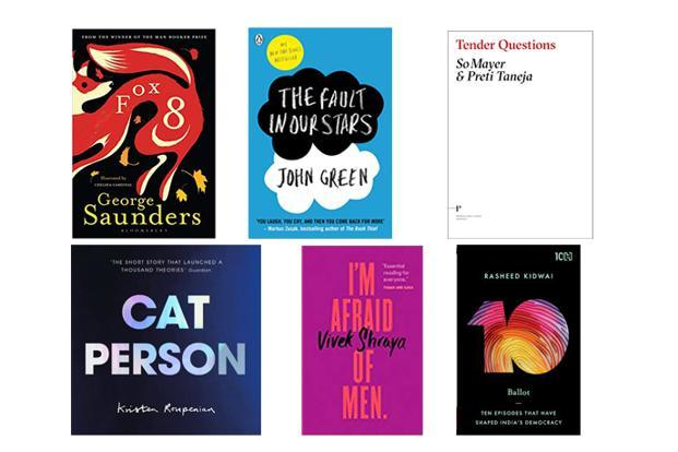 Lounge selects six stocking filler books that make for perfect presents this holiday season.