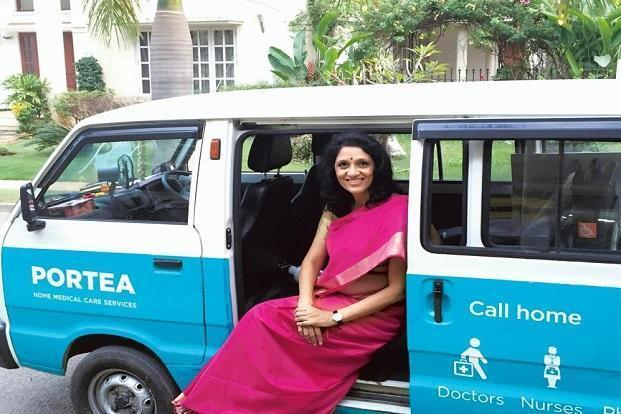 Portea was in 2013 acquired by chief executive Meena Ganesh and her husband Krishnan Ganesh, partner at Growth Story, for an undisclosed amount, in an all-equity deal.