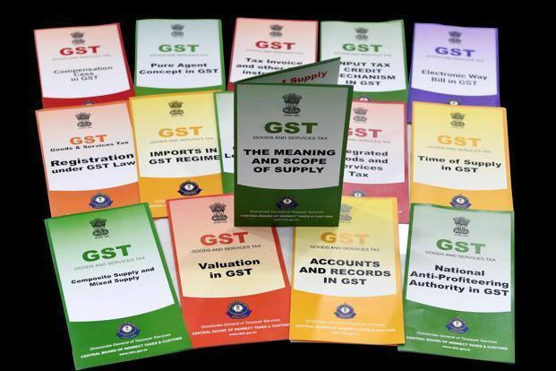 GST rates reduced for several items