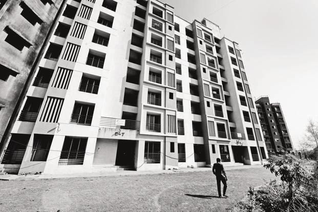 Currently, the GST is levied at 12% on payments made for under-construction propertyPhoto: Abhijit Bhatlekar/Mint