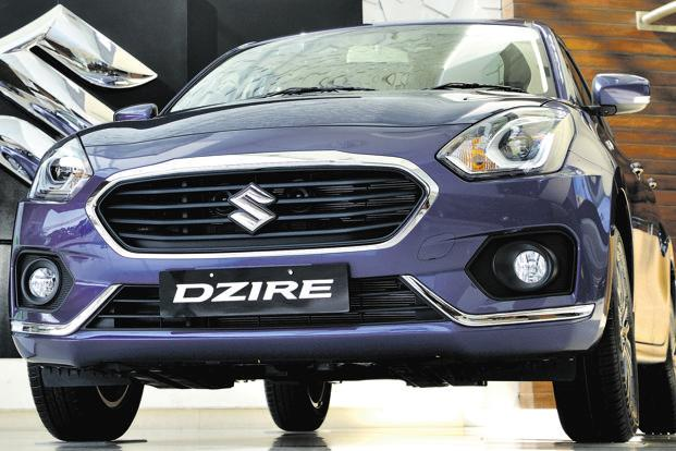 Maruti Suzuki Dzire Overtakes Alto As India S Best Selling Car In
