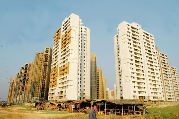 The real estate sector has been down and out for about five years, with the last two years being particularly bad on the back of demonetisation and implementation of RERA and GST. Photo: Mint