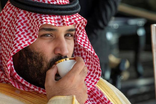 Saudi Arabia's crown prince Mohammed Bin Salman . Photo: reuters