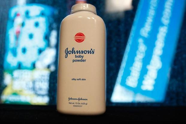 Of the 40 or so cases that have been decided so far, Johnson & Johnson says it had emerged victorious in 35 of them.Photo:Reuters
