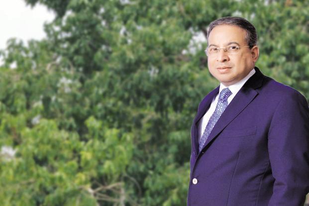 Tata Power CEO Praveer Sinha.