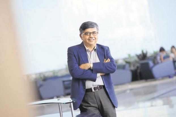 Titan CEO Bhaskar Bhat. Photo: Mint