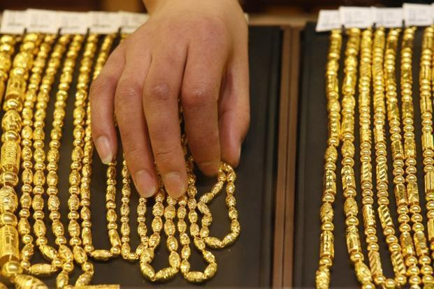 Gold prices rose Rs 170 to Rs 32,620 per 10 gram while silver rates surged Rs 600 to Rs 39,250 per kg