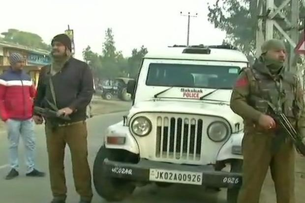 While the JeM terrorists had been spotted nearly a week ago in the camp, this once again exposes the vulnerability of India's Security establishments. Photo: Twitter/ANI