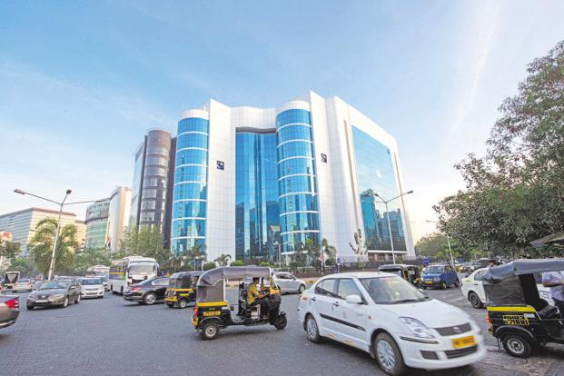 The Sebi headquarters in Mumbai. The first 50 stocks with smaller market cap will move toward physical settlement by April, the next 50 in July and the next 50 by October. Photo: Aniruddha Chowdhury/Mint