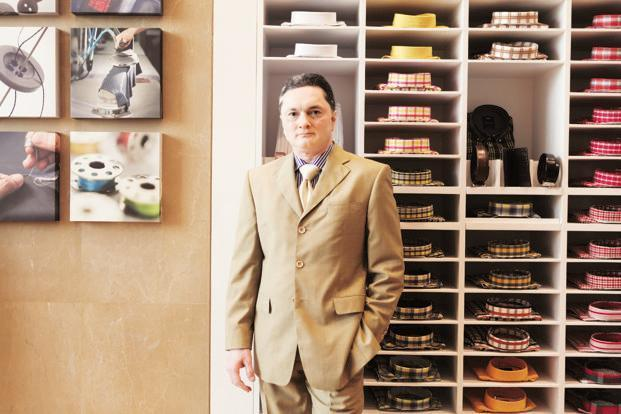 Gautam Singhania (in pic) had been in the news for his legal battle with father Vijaypat Singhania over the family home JK House.