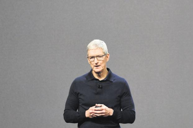 We did not foresee the magnitude of the economic deceleration, particularly in Greater China, says Apple CEO Tim Cook. Photo: AFP