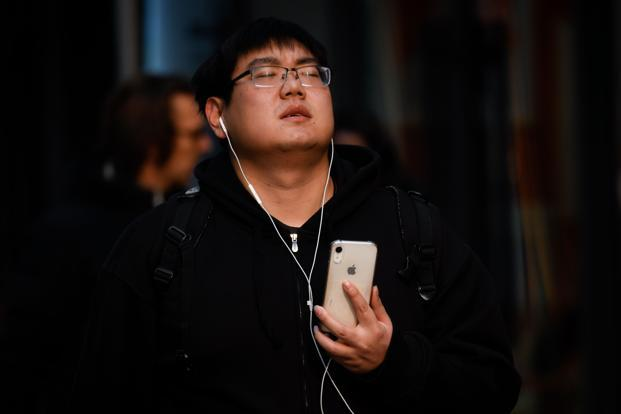 Apple's woes will be particularly hard to stomach for US president Donald Trump as it is the latest evidence that the US-China trade war is backfiring on American firms. Photo: AFP