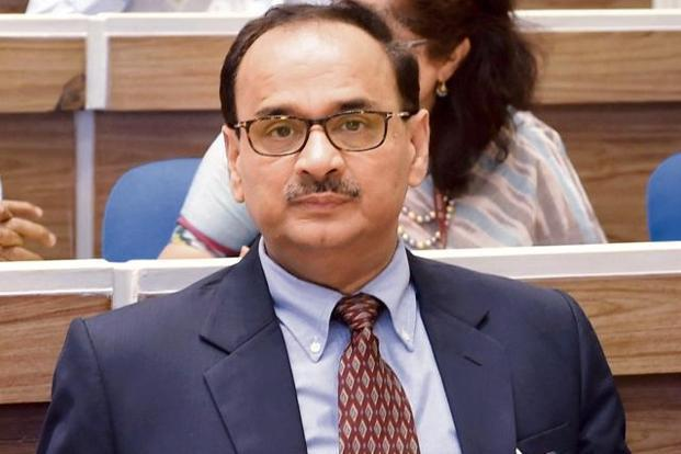Alok Verma  was sent on leave on 24 October 2018, and M. Nageswara Rao, a CBI joint director, was appointed the interim chief. Photo: PTI