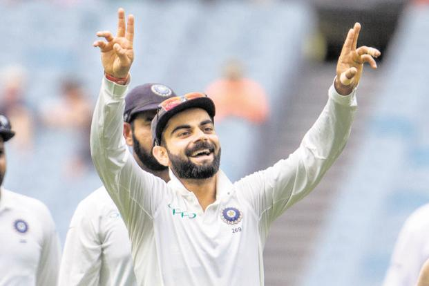 Virat Kohli clocked a a brand value of $170 million in 2018, according to the report. Photo: PTI