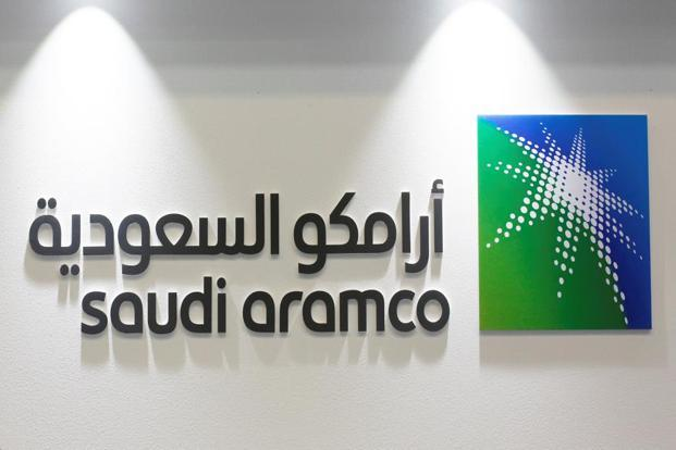 Aramco plans to tap the market in the second quarter, selling its first international bond. Photo:Reuters