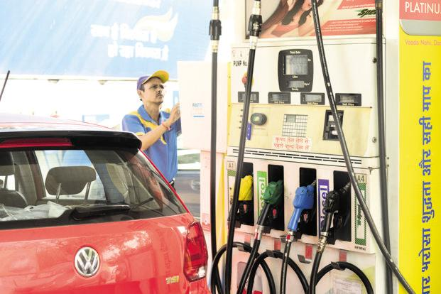 A litre of diesel costs Rs 63.10 in Delhi, Rs 66.04 in Mumbai, Rs 66.62 in Chennai and Rs 64.87 in Kolkata