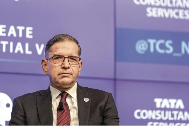 TCS CFO V. Ramakrishnan agrees that TCS is short of its margin guidance, but it does not mean that the target is not achievable. Photo: Bloomberg