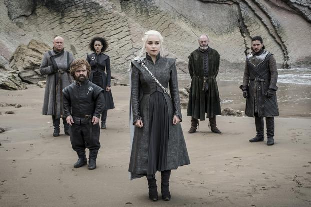 'Game of Thrones' First Final Season Teaser Shows Stark Reunion