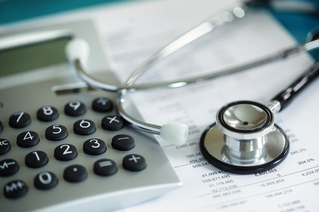 A lot of people depend upon health policies offered by their employers or government schemes. Photo: iStock