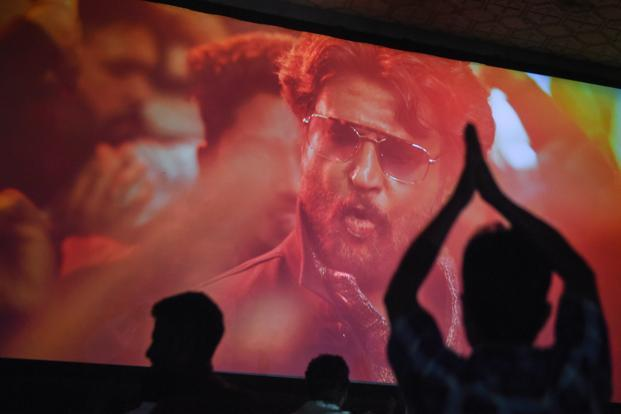 Rajinikanth's 'Petta' comes on the heels of his blockbuster '2.0'. Photo: PTI