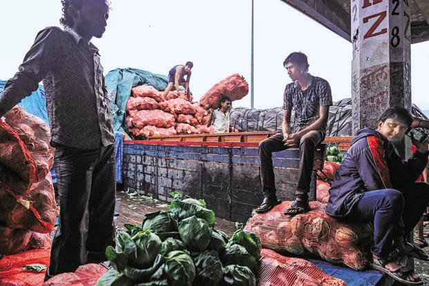 CPI Inflation Falls To An 18-Month Low
