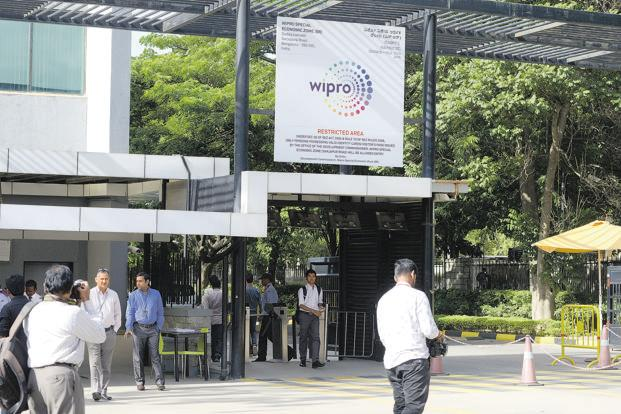 Wipro's IT services segment primarily comprises IT service offerings to customers organized by industry verticals. Photo: Hemant Mishra/Mint