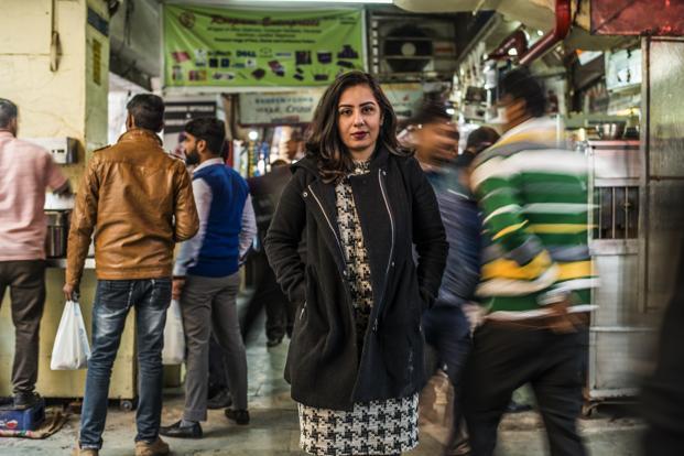 The women detectives of Delhi