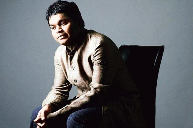 Mozart of Madras: A.R. Rahman.