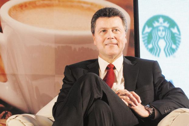 John Culver says Starbucks has plans to move quickly and aggressively in India, and do it in a disciplined way. Photo: Hemant Mishra/Mint